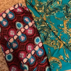 LuLaRoe Pants - LulaRoe leggings bundle